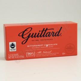 "Guittard ""Collection Etienne"" 70% Baking Bar 6oz."