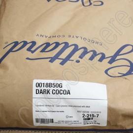 Guittard Guittard Cacao Noir Dark Cocoa Powder - 50 lb Bulk Bag of Black Cocoa