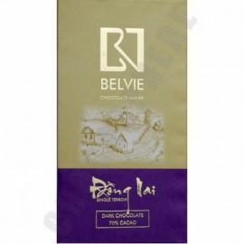 Belvie Dong Nai 70% Cacao Chocolate Bar - 80g