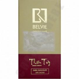 Belvie Thien Tuy 75% Cacao Chocolate Bar - 80g