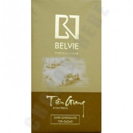 Belvie Tien Giang 70% Cacao Chocolate Bar - 80g