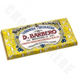 D. Barbero Venezuela Dark Chocolate Bar 80g