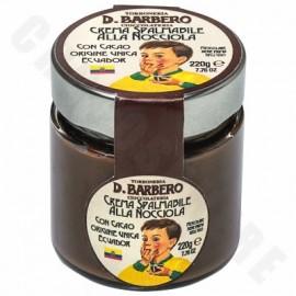 D. Barbero Crema Spalmabile alla Nocciola - 220g