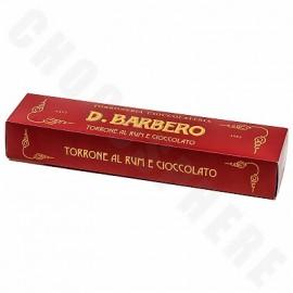 D. Barbero Torrone al Rum e Cioccolato - 270g
