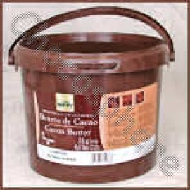 Cacao Barry Cocoa Butter Pail