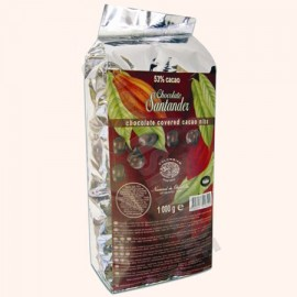 Santander Chocolate-Covered Cacao Nibs 1Kg