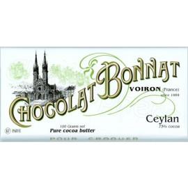 Bonnat Ceylan Bar 100g