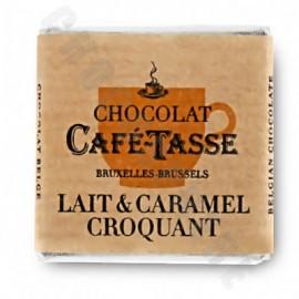 Cafe-Tasse Lait Caramel Croquant Napolitan