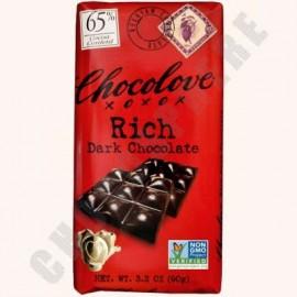 Chocolove Rich Dark Bar 3.2oz