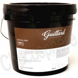 Guittard Guittard Cocoa Nibs 4.5 lb Bucket
