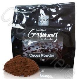 Michel Cluizel 'Dark' (Reddish) Cocoa Powder Bag - 1Kg