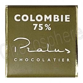 Pralus Colombie 75% Square