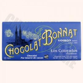 Bonnat Los Colorados Chocolate Bar 100g