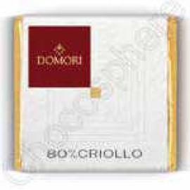 Domori Domori 80% Criollo Napolitains