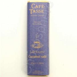 Cafe-Tasse Lait fourre Caramel Salé Bar  45g