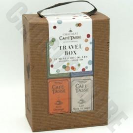 Cafe-Tasse Les Minis Travel Box 450g