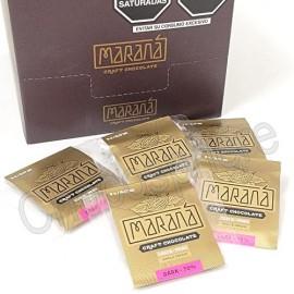 Marana Cusco Dark Chocolate Squares - 70% Cacao