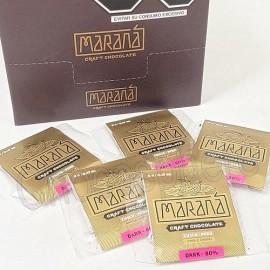 Marana Cusco Dark Chocolate Squares - 80% Cacao