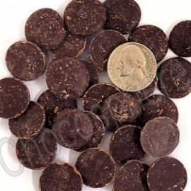 """Cacao Barry Extra-Bitter """"Guayaquil"""" Pistoles (Discs) - 1Kg"""