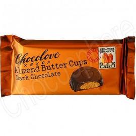 Chocolove Chocolove Dark Chocolate Almond Butter Cups