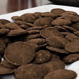 Republica del Cacao Ecuador 55% High‑Fluidity Cacao Buttons