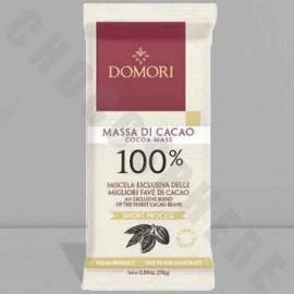 Domori Massa di Cacao 100% Bar - 75g