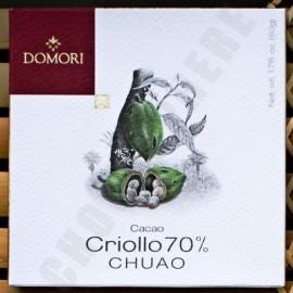Domori Criollo Chuao 50g Bar