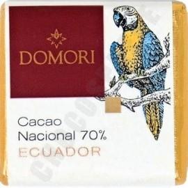 Domori National 70% - Ecuador Square