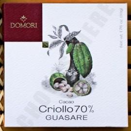 Domori Criollo Guasare 50g Bar