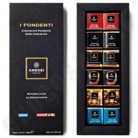 Amedei Selezione I Fondente 36 Piece Sampler Box 160g