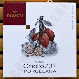 Domori Criollo Porcelana 50g Bar