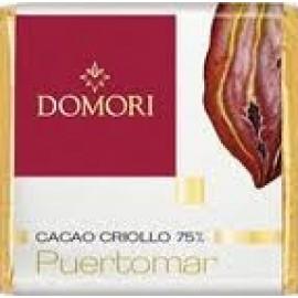 Domori Puertomar Tasting Square