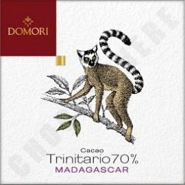 Domori Trinitario 70% Madagascar Bar