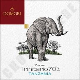 Domori Trinitario 70% Tanzania Bar