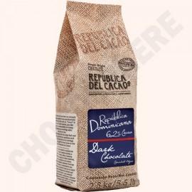 Republica del Cacao Dominican Republic 62% Cacao Buttons