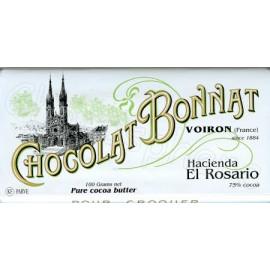 Bonnat El Rosario Bar 100g