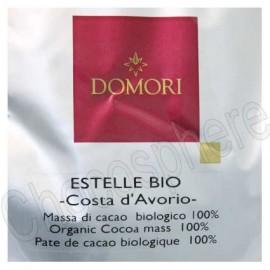 Domori Estelle Bio Organic 100% Cocoa Mass Discs 5Kg
