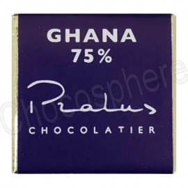 Pralus Ghana 75% Square