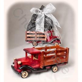 """Chocosphere """"Gift Truck"""" Packaging"""