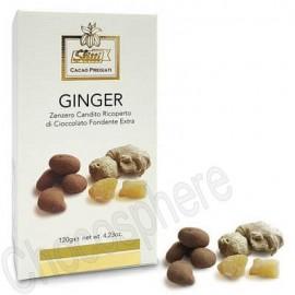 Slitti Enrobed Candied Ginger Gift Box - 120g