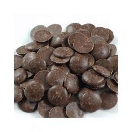 "Guittard ""Beyond Sugar"" Dark Chocolate 61% Cacao Baking Wafers"