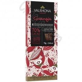 Valrhona Guanaja Dark Chocolate Bar