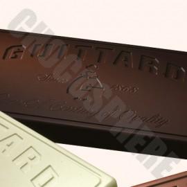 Guittard 'Solitaire' Semisweet Couverture Bloc - 10lb