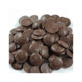 "Guittard Sante ""Beyond Sugar"" Dark Chocolate 72% Cacao Wafers"