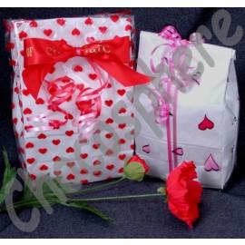 Chocosphere Heart-Theme Gift Bag
