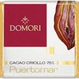 Domori Criollo Puertomar Squares 50 piece Bag 235g