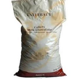 Callebaut Fair Trade 823-NV Milk Callets 10Kg