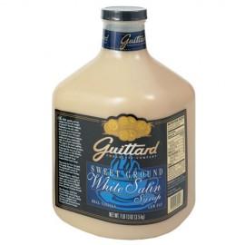 Guittard White Satin Syrup 7 lbs 13oz