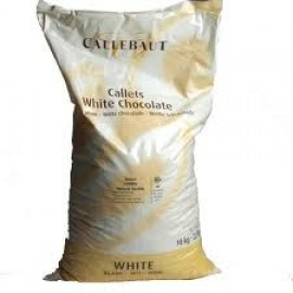 Callebaut CW2-NV White Chocolate Callets 10Kg