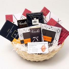 Chocosphere Italian Chocolate Assortment Basket 2014 - Medium
